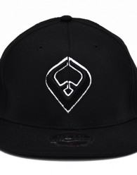 LIVE IT FLEXIE – BLACK Fitted Pro-Style On Field Shape Cap 6-Panel, mid-profile, Permacurv PE visor with self-colored under-visor. Embroidered: 3d front bug logo, back feartofaith logo, custom ftf branded...