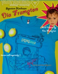 Authentic – Design by Dia Frampton SUPER LIMITED RE-ISSUE!Dia Frampton – lead singer for the amazing band Meg & Dia. Runner Up on the Megahit 2011 show The Voice! Dia...