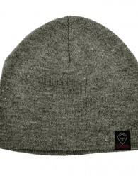 LIVE IT Large Beanie Graphite 100% CottonLive It Logo CLICK IMAGES TO ENLARGE Graphite