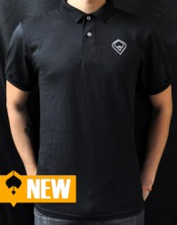 Fearless Polo – Black 50% Preshrunk Cotton 50% Polyester Unisex size – women may prefer to order one size smaller Don't let fear hold you back from dreaming the impossible...
